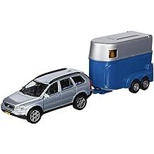 Desconocido - Volvo Car y un remolque Cavallo (Caballos de dotación)
