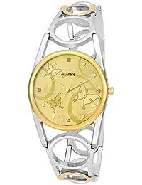 Austere Aspen Gold Dial Women's Watch-WAPN-060706