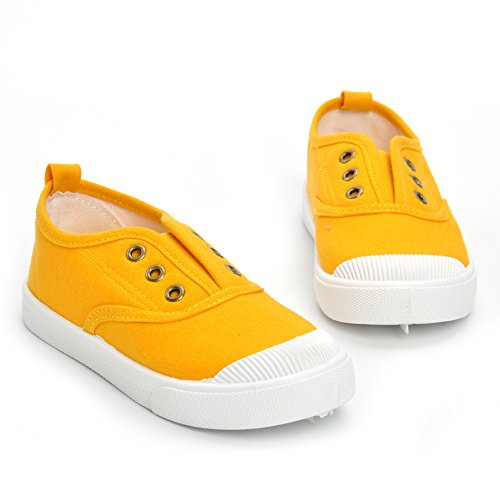 Sneakers gialle per bambini Estamico r80XSO7Y