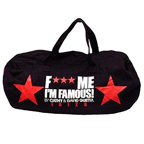F*** Me I'm Famous: Guetta Blaster Sac Polochon Noir