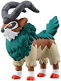 "Takaratomy Official Pokemon X and Y MC-010 ~ 2"" Gogoat/Gogoto Action Figure"