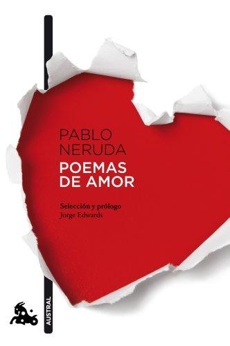 Poemas de amor (Poesía) por Pablo Neruda