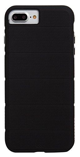 Case-Mate Schutzhülle für iPhone 7 Plus / 6S Plus / 6 Plus, robust, Militär-Schutz, Schwarz (6 Case-mate Iphone Case Von)