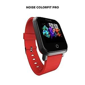 Noise ColorFit Pro Smartwatch (Red)