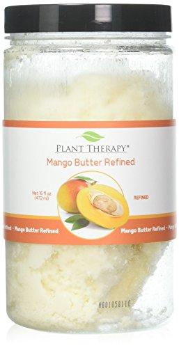 Beurre de mangue raffiné 16 oz