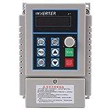 Walfront 1PC AC 220V 0.75KW Variador de Frecuencia de VFD Variable Regulador de Velocidad...