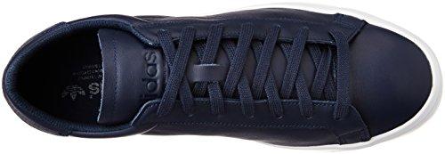 adidas Courtvantage, Basket homme Multicolore - Multicolore (Conavy/Conavy/Ftwwht)
