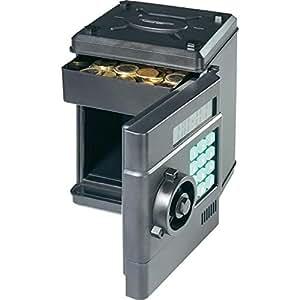 CE Spardose mit digitalem Zählwerk TM-5212 Anzahl Münzfächer 1