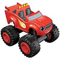 Blaze and the Monster Machines 887961062755 900 CGF20 Fisher Price Nickelodeon Blaze, Multi-Colour, Miscelanea