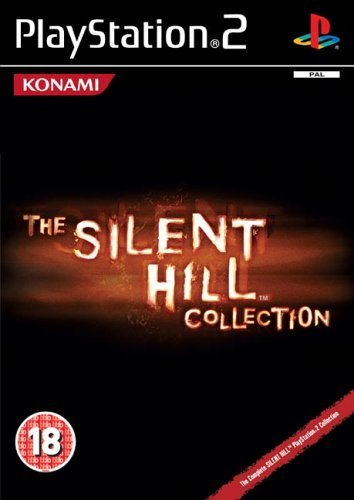 The Silent Hill Collection (Limited edition) PS2
