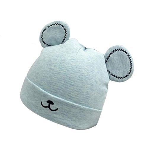 02f669b93bc45 Sombrero del Bebé del Sombrero Caliente del Bebé ReciéN Nacido AIMEE7