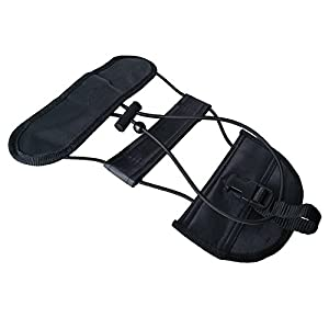 SODIAL(R) Bag Bungee Strap Luggage Suitcase Adjustable Belt Carry On Bungee Travel