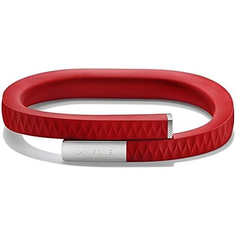 Jawbone UP - Pulsera de talla mediana, rojo