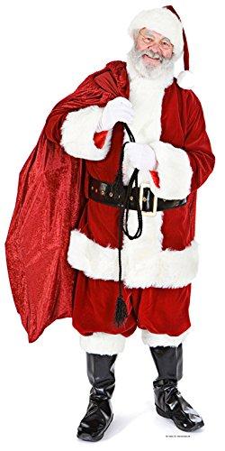 steller von Santa mit Sack von Spielzeug ()