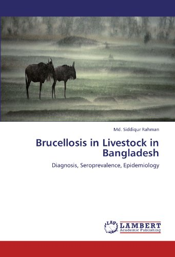Brucellosis in Livestock in Bangladesh por MD Siddiqur Rahman