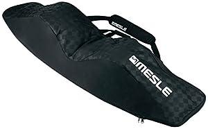 MESLE Wake- und Kiteboardtasche Padded, schwarz, für Boards bis ca. 146 cm Länge