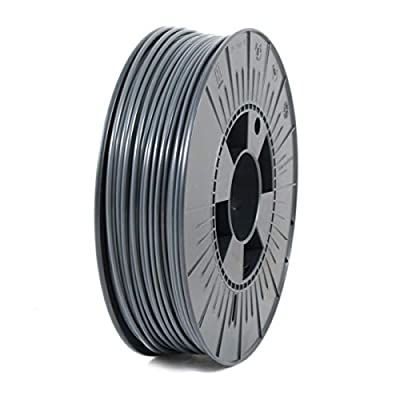 ICE FILAMENTS ICEFIL3PLA016 PLA Filament, 2.85 mm, 0.75 kg, Gentle Grey