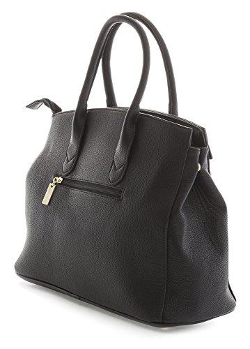 Big Handbag Shop - Sacchetto donna Nero (nero)