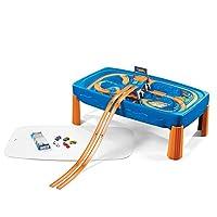 Step 2 869600 Hot Wheels Car & Track Play Table