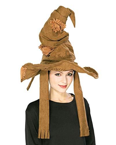 Harry Potter - Sprechender Hut Kostüm Zubehör, Karneval Accessoire