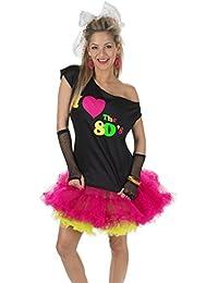Underwraps Women's I Love the 80's Disco T-Shirt