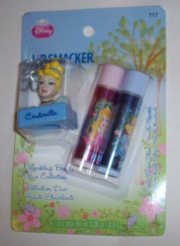 bonne-bell-lip-smacker-disney-princess-cinderella-magical-wonders-lip-balm-collection-with-keychain-