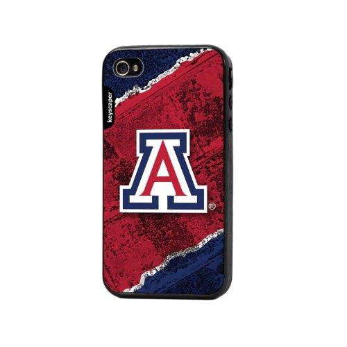tzhülle für Apple iPhone 4/4S-Arizona Wildcats ()