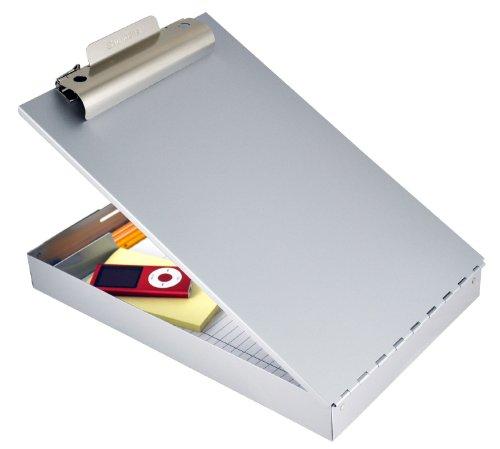 Saunders 31017 RediRite, stabiles Aluminium Klemmbrett auf Formularkassette, großes Innnenfach und...