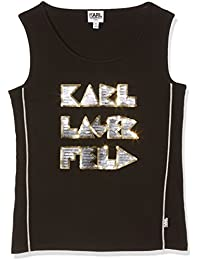 Karl Lagerfeld Camiseta sin Mangas para Niñas