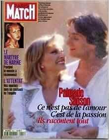 Amazon.fr - PARIS MATCH N° 2411 du 10-08-1995 PALMADE ET