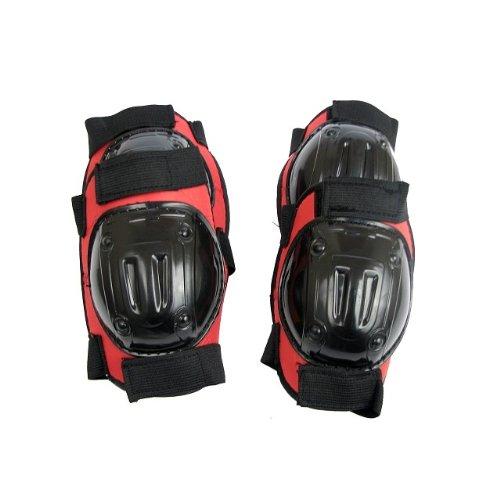 Spokey SimplySafe für Kinder Schoner Protektoren Set - Ellenbogen-, Knieschutz ( Inline, Rollschuh, Skateboard, Roller, Skates), SimplySafe Größen:L - 82501;SimplySafe Farben:rot