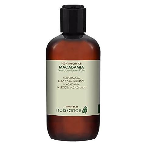 Macadamianussöl - 100% rein - 250ml
