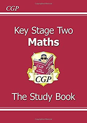 KS2 Maths Study Book (CGP KS2 Maths SATs) from Coordination Group Publications Ltd (CGP)