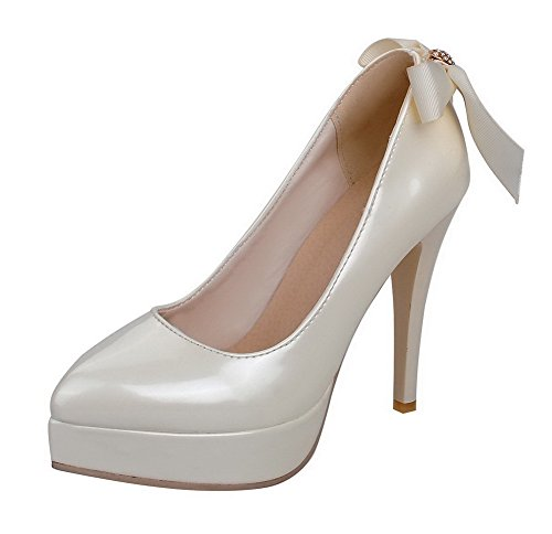 agoolar-womens-solid-pu-high-heels-closed-pointed-toe-pull-on-pumps-shoes-beige-36