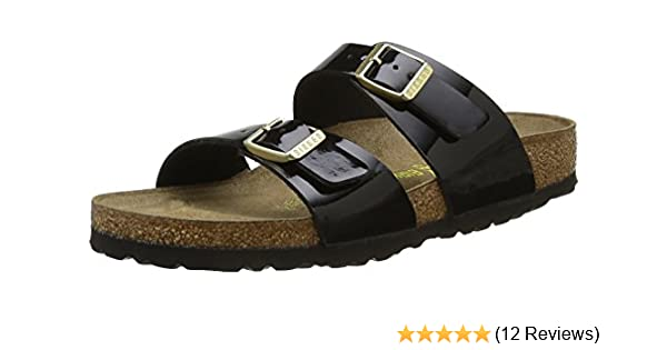a6e7fcf0e8f528 Birkenstock Women s Sydney Open Toe Sandals  Amazon.co.uk  Shoes   Bags