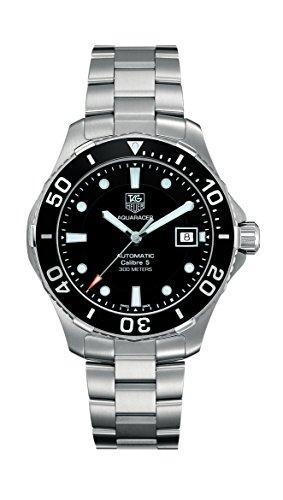 TAG Heuer Herren-Armbanduhr Analog Automatik Edelstahl WAN2110.BA0822