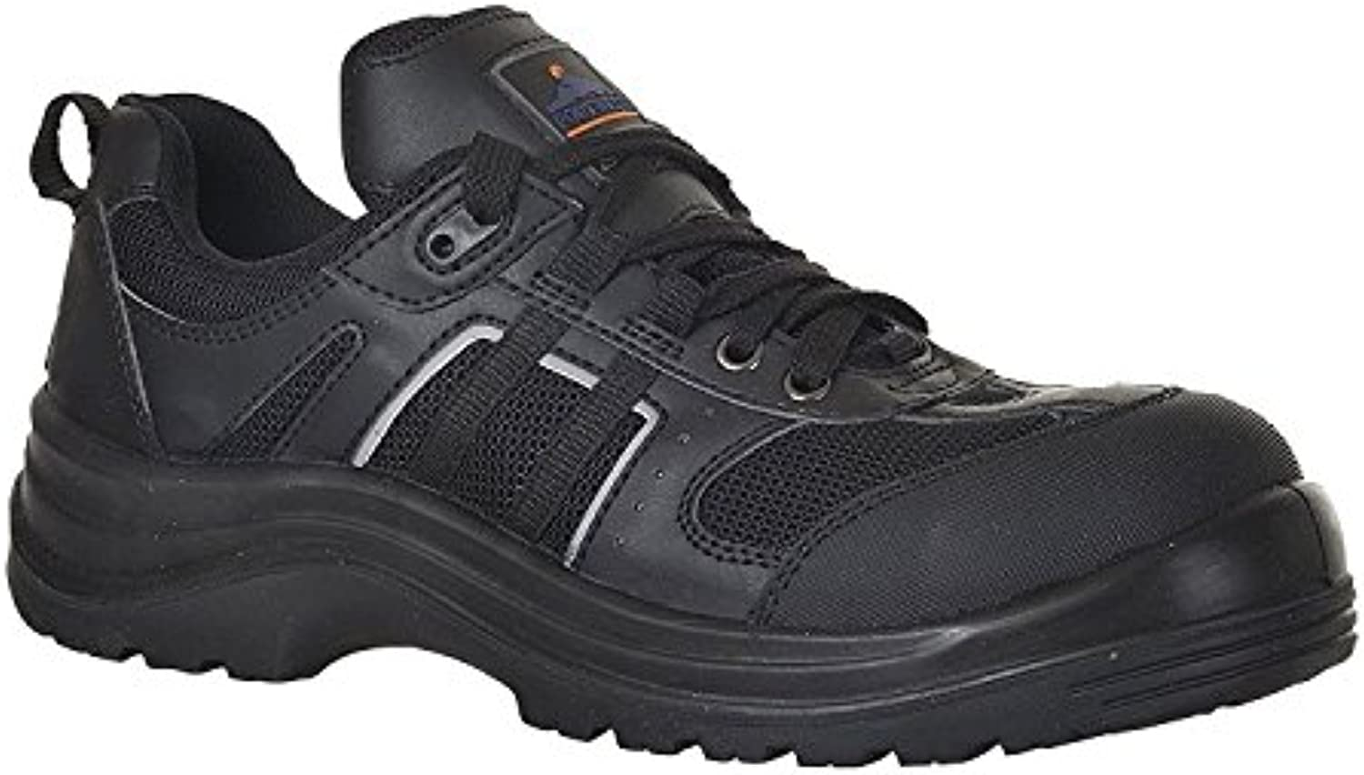 PORFW92BKR45   Seattle Anti Slip Safety Black   45 R   45 EU / 45 UK