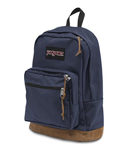 JanSport Right Pack Laptop Backpack (Navy) Image 2