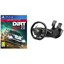 Codemasters - Dirt Rally 2.0 Day One Edition (PlayStation 4) + Thrustmaster T80 RW