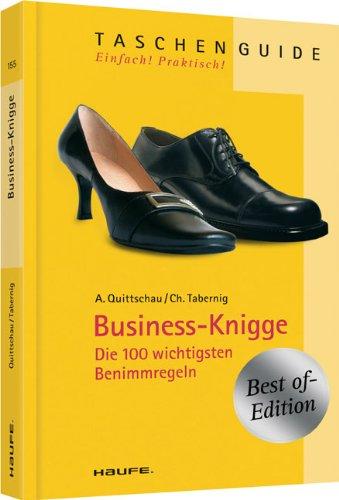 Business-Knigge: Die 100 wichtigsten Benimmregeln