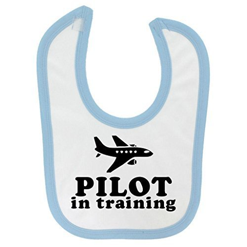 pilot-in-training-design-baby-bib-with-blue-contrast-trim-black-print