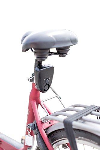 Fahrrad Diebstahl Schutz Alarmanlage Alarm Sirene - Wegfahr Schutz