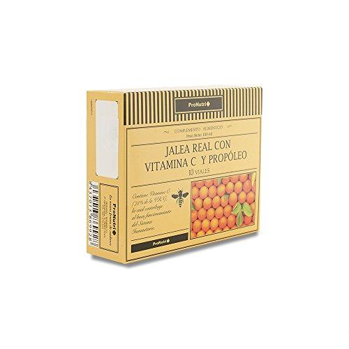 PRONUTRI - PRONUTRI Jalea Real con Vitamina C y Propóleo 10 viales
