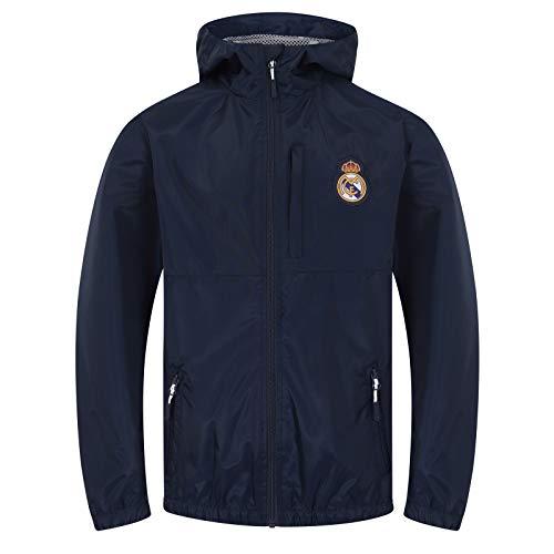 Real Madrid - Chaqueta cortavientos oficial - Para