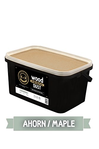 Grillgold Räuchermehl Wood Smoking Dust 5,5 Liter Ahorn