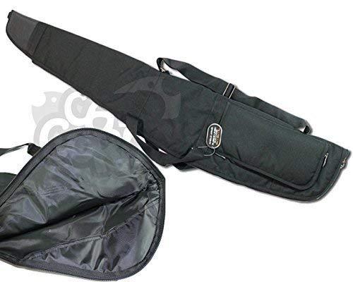 Schwarz gepolsterter Tragetasche Gunslip Gewehrgurt Shotgun-Tasche-Slip, Waffe, Rahmen -