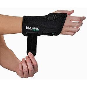 Mueller Bandage Greenline Handstabilisierung, rechts