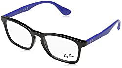 Ray-Ban Full Rim Rectangular Unisex Spectacle Frame - (0RY1553372646|46)