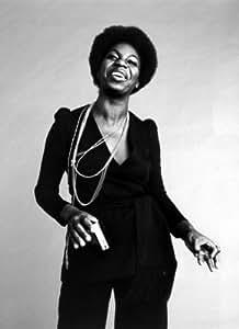 Nina Simone Poster Bw Pic
