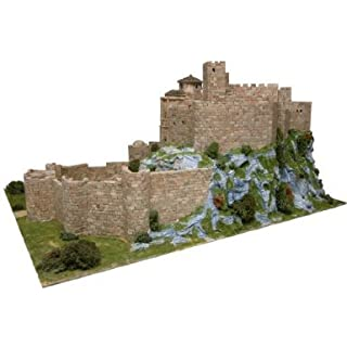 Aedes 1007 Loarre Castle Model Kit, 37 x 26 x 7 cm, Multi-Color